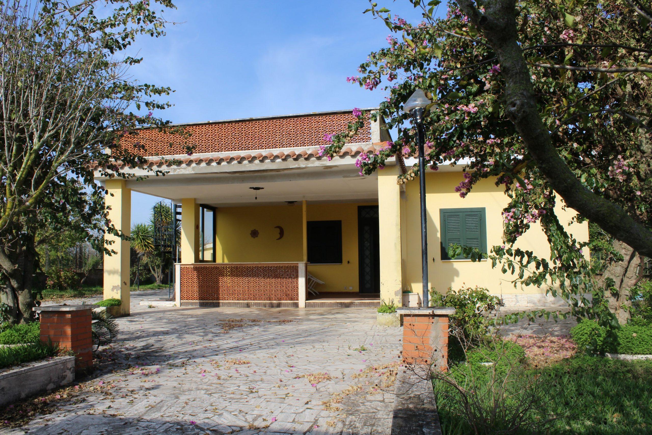 Villa in Via Neto, 2